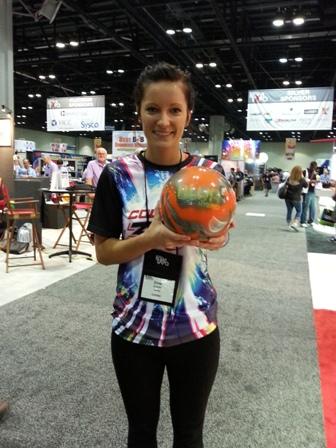 European champion Diana Zavjalova says there is still a big gulf between recreational bowling and the professional side ©insidethegames.biz