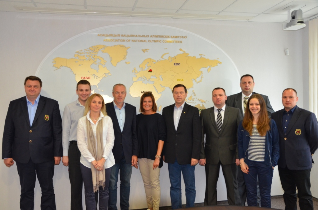 European Olympic Committees officials have been left impressed following a visit to 2019 Summer European Youth Olympic Festival candidate city Minsk ©EOC