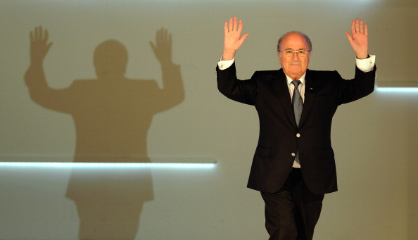 FIFA President Sepp Blatter can be left startlingly impotent when it comes to influencing votes ©Getty Images