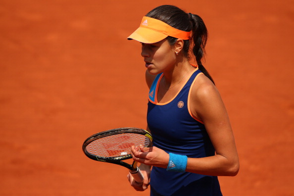 Former champion Ana Ivanovic became another big name to fall in this year's French Open ©Getty Images