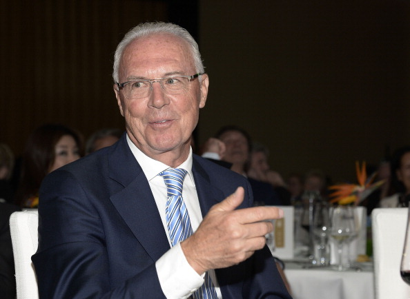 Franz Beckenbauer has also been pulled into the corruption scandal as reports link him to possible talks with Qatar over the World Cup bid while an ambassador for ER Capital Holding ©Getty Images