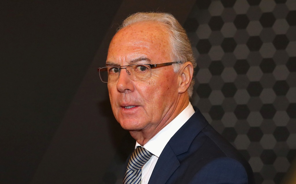 Franz Beckenbauer will not attend the Brazil 2014 World Cup ©Getty Images