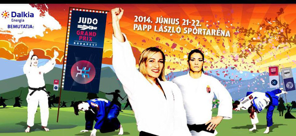 Hungary is set to host its first Judo Grand Prix in Budapest this weekend ©IJF