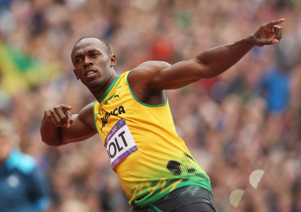 If he is to compete at Glasgow 2014, Usain Bolt will likely take to the track in the 4x100m relay ©Getty Images