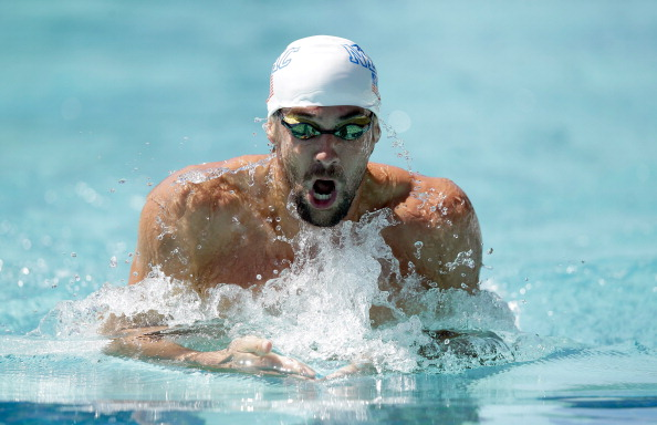 Michael Phelps increased his schedule of races for his third competitive meet since his comeback ©Getty Images
