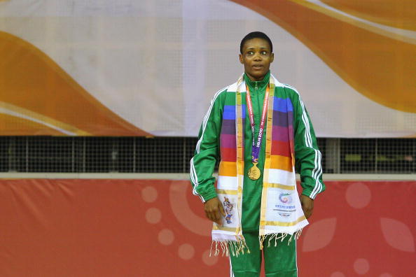 Nigeria's wrestlers won 13 medals at the 2010 Commonwealth Games but failed to medal at all during London 2012 ©Getty Images