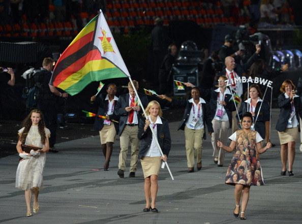 Olympic Day celebrations are part of an long-term to produce more Olympic participants in Zimbabwe ©AFP/Getty Images