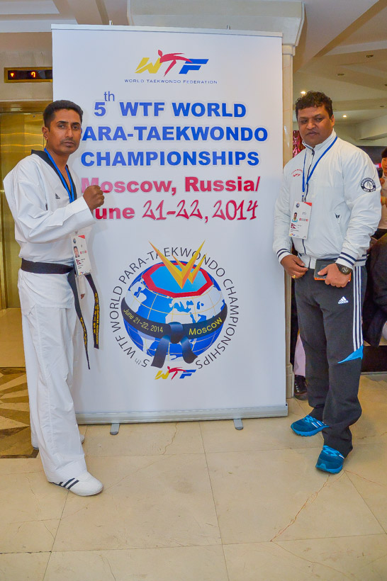 Para-badminton joins Para-taekwondo in a bid to gain entry to the Tokyo 2020 Paralympic programme with the two sports hoping for positive news at the IPC meeting in Berlin in October ©WTF