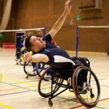 Para-badminton's selling point is the sport itself claims BWF President ©Badminton England