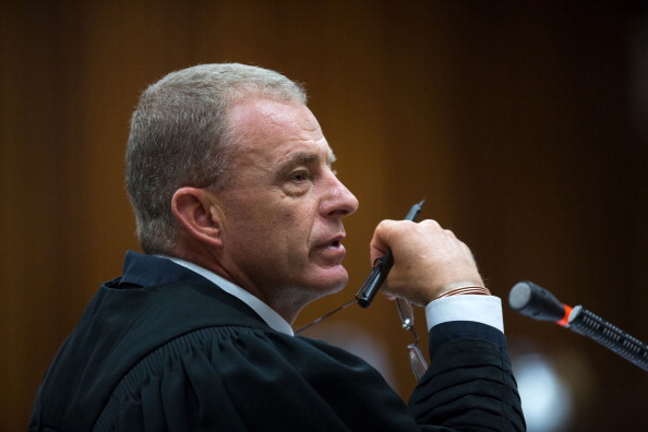 Prosecutor Gerrie Nel called for Oscar Pistorius to undergo the mental health assessment after the evidence of psychiatrist Merryll Vorster ©Getty Images