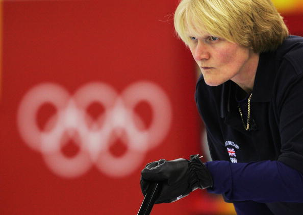 Rhona Martin is set to appear on Crimewatch to appeal for the return of her stolen Olympic gold curling medal ©Getty Images