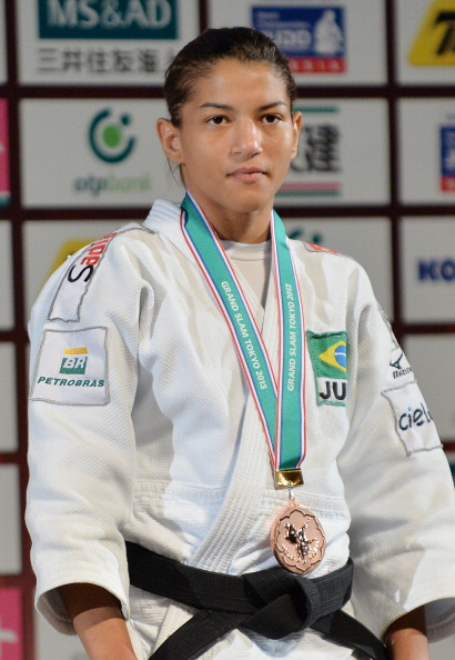 Sarah Menezes will be favourite to take top honours in Havana in the lightest women's category as she looks to regain her world number one spot ©Getty Images