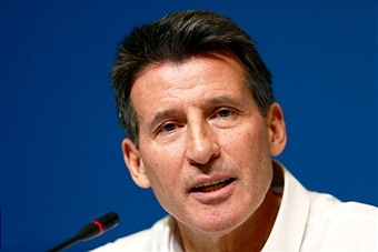 Sebastian Coe will chair the first meeting of the ANOC Youth Working Group in London later this year ©Getty Images