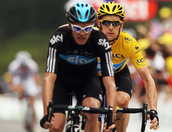 b1bfa491f Sir Bradley Wiggins (right) is one so called maverick individual who has  missed out