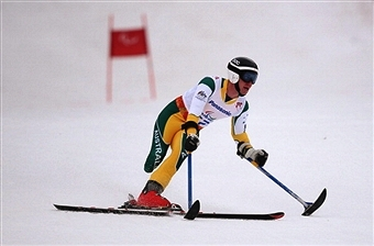 Sochi 2014 bronze medal winner Toby Kane was one of the many Australian skiers to benefit from the coaching of Steve Graham ©Getty Images