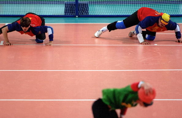 Spain has won the Izola Goalball tournament in Slovenia as the team readies itself for the 2014 Goalball World Championships ©Getty Images