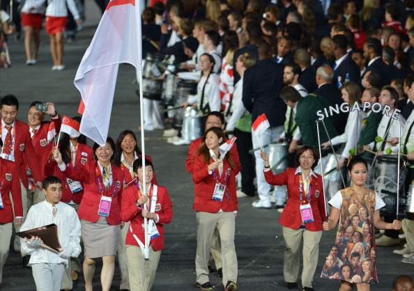 The 11-person Commission will represent Singapore's athletes ©AFP/Getty Images