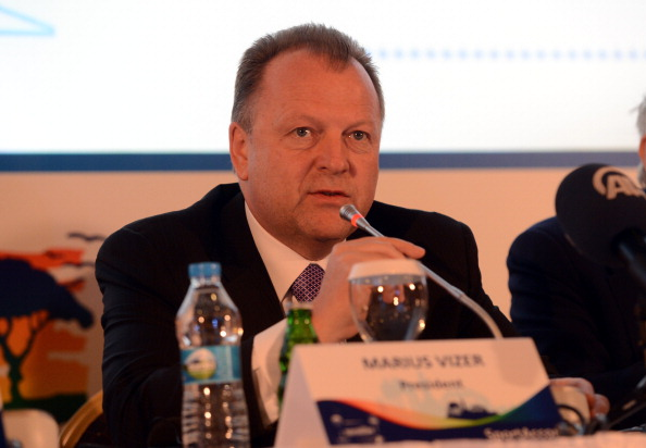 The 2015 SportAccord International Convention could be quadruple the size of earlier editions should President Marius Vizer's wishes become a reality ©Anadolu Agency/Getty Images