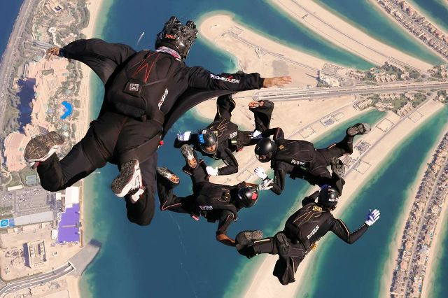 The 2015 World Air Games will take place in Dubai ©FAI