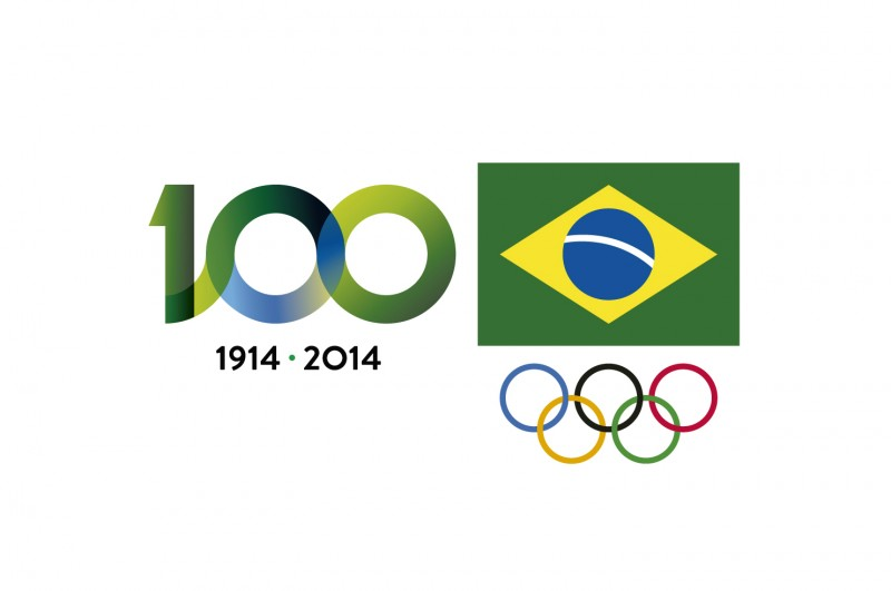 The Brazilian Olympic Committee has celebrated its 100 year anniversary ©COB
