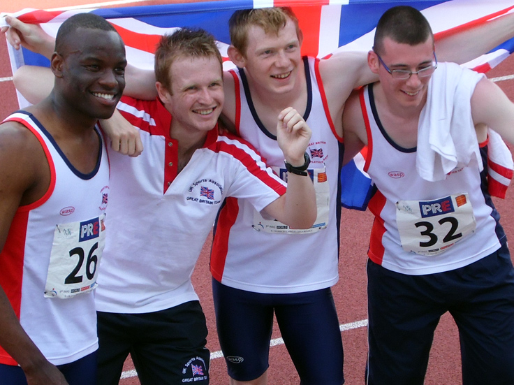 The British team has been revealed ahead of the the upcoming Inas Open European Athletics Championships in the Netherlands ©UKSA