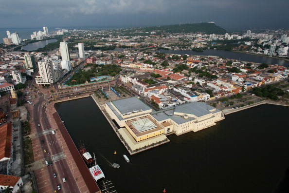 The ITU has added Cartagena to its 2014 World Cup calendar ©AFP/Getty Images