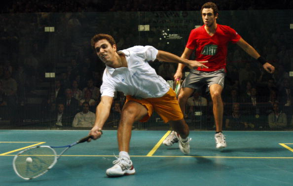 The PSA World Squash Championships is set to make its American debut in 2015 ©Getty Images