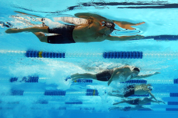 The US swimming community has been particularly hit by sex abuse allegations ýGetty Images