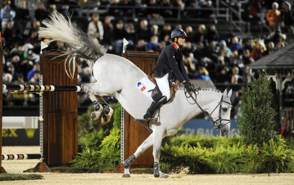 The competition follows the last edition of the Games, which took place in Lexington, Kentucky ©AFP/Getty Images
