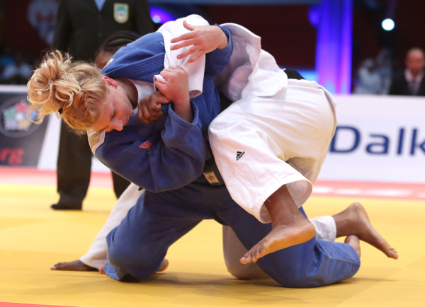 The final day of action got underway at the Havana Judo Grand Prix today ©IJF