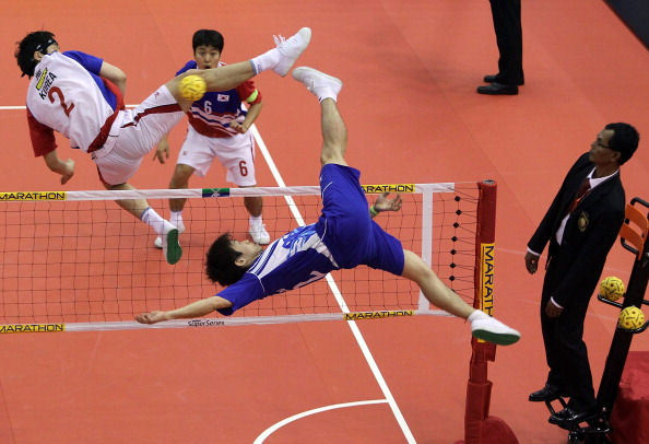 There will be opportunities to compete across a range of sports including less well-known ones like sepak takraw ©Getty Images