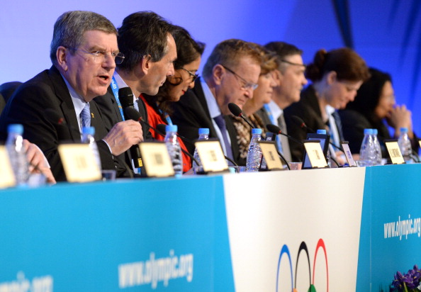 This comes at a time when there has been a lot of rhetoric in the IOC about good governance, as well as about ensuring autonomy from National Governments ©AFP/Getty Images