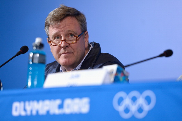USOC chief executive Scott Blackmun unveiled the funding to tackle sex abuse claims in US sport ýGetty Images