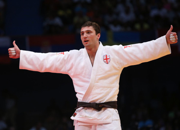 Varlam Liparteliani showed again why he's the one to beat as he secured gold in the men's under 90kg contest in Havana ©IJF