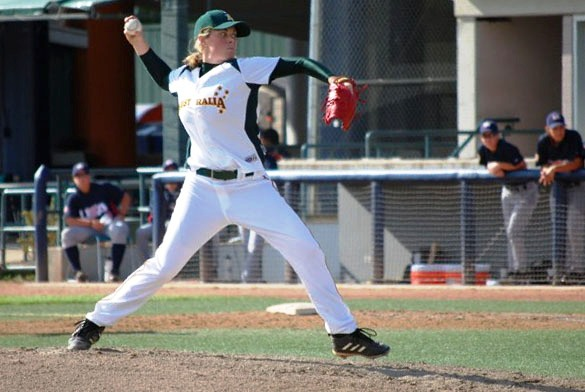 A new women's baseball league has been launched in Newcastle, New South Wales in Australia ©WBSC