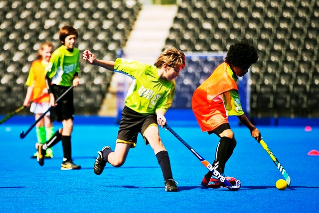 As well as hosting major events the Lee Valley Centre will provide the public with the opportunity to play on international standard pitches ©Lee Valley Regional Park Authority