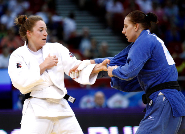 Budapest is set to bid for the 2017 World Championships after hosting a successful first Grand Prix ©IJF