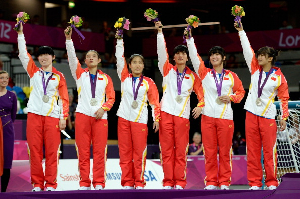 China's women will be looking to defend their world title at the 2014 IBSA Goalball World Championships in Espoo ©Getty Images