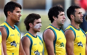 Hockey Australia has named its squads for this year's Commonwealth Games in Glasgow ©Getty Images