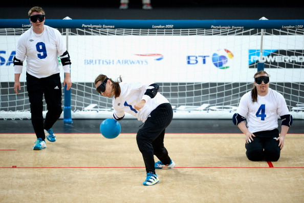 Hosts Finland are aiming for gold at the 2014 IBSA Goalball World Championships ©Getty Images