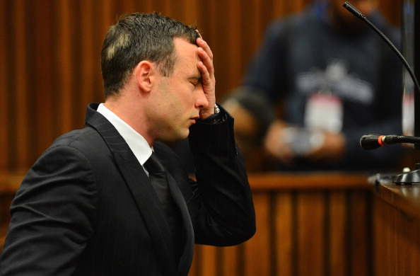Oscar Pistorius was not mentally ill when he shot his girlfriend Reeva Steenkamp dead, his murder trial has heard ©Getty Images