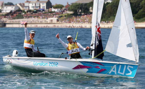 Sailing is the biggest winner in the new funding allocation for Australian sports ©Getty Images