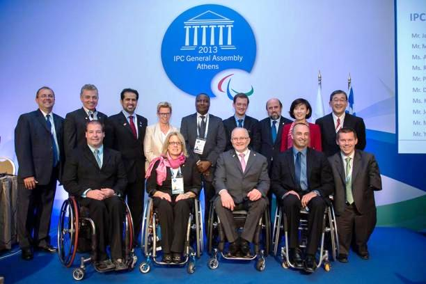 The IPC Governing Board will discuss appointments to four of its Standing Committees in Berlin in October ©George Santamouris/IPC