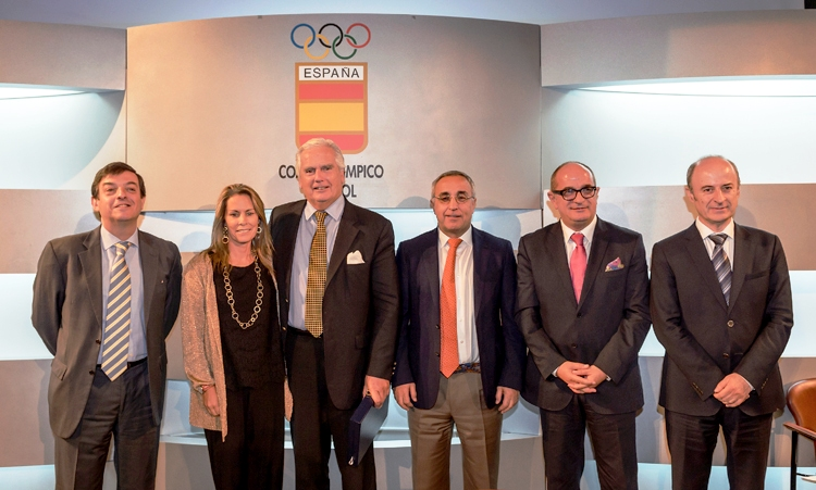 The Spanish Olympic Committee held its Annual General Meeting in Madrid at which new members were elected ©COE