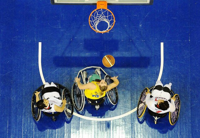 The quarter-finalists at this year's World Championships in Toronto have been decided ©Wheelchair Basketball Canada