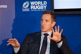 Will Greenwood has helped launch a new schools website dedicated to the Rugby World Cup 2015 ©Getty Images