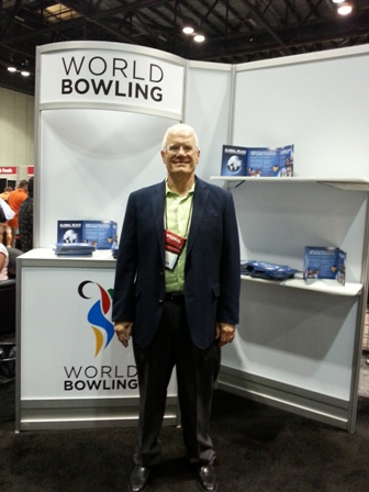 Spectators, media and sponsors - three keys areas bowling needs to tackle, so far as World Bowling President Kevin Dornberger is concerned ©insidethegames.biz