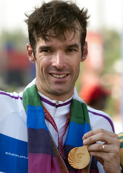 David Millar sees a repeat of the time trial gold medal he won at Delhi 2010 as unlikely, but remains confident with his preparations ©Getty Images