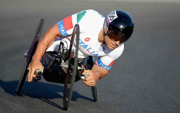 Alex Zanardi will be among those competing at the World Cup event ©Getty Images