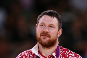 Russian heavyweight Alexander Mikhaylin has announced his retirement from judo at the age of 34 ©Getty Images